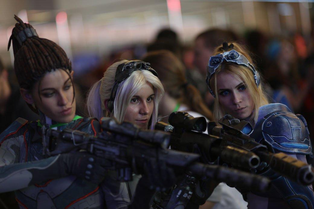 Лучший косплей и великолепные девушки Игромира 2015 и Comic Con Россия   Канобу - Изображение 7