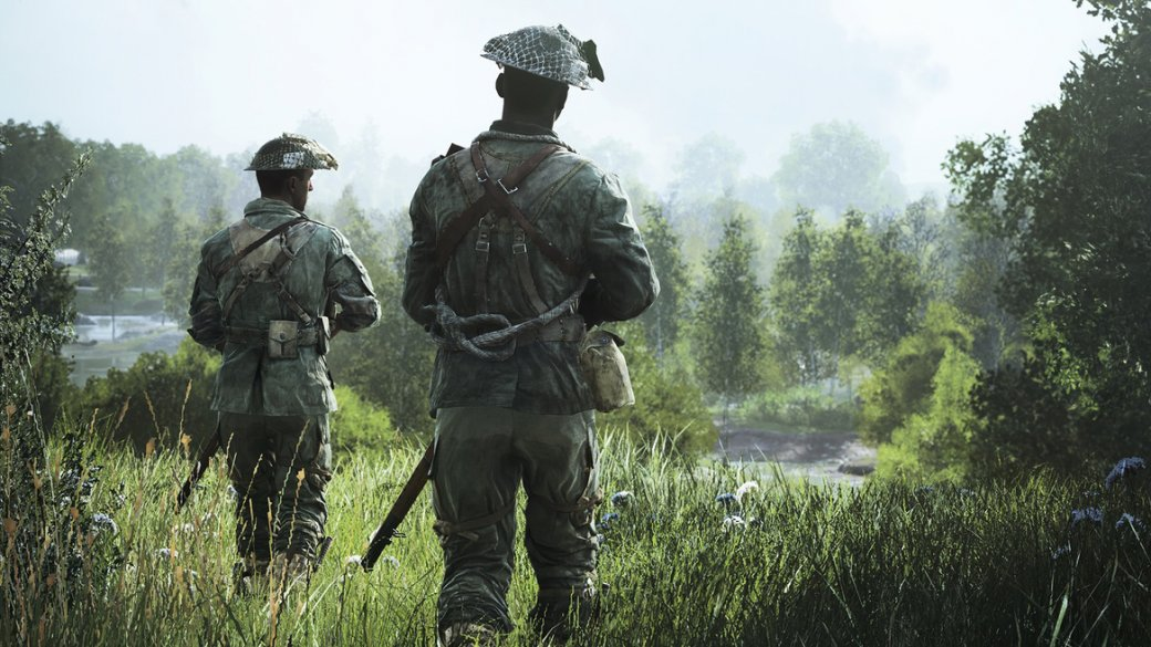 Обзор закрытой альфы Battlefield 5 для PC, PS4 и Xbox One - кратко об альфа-тесте игры | Канобу