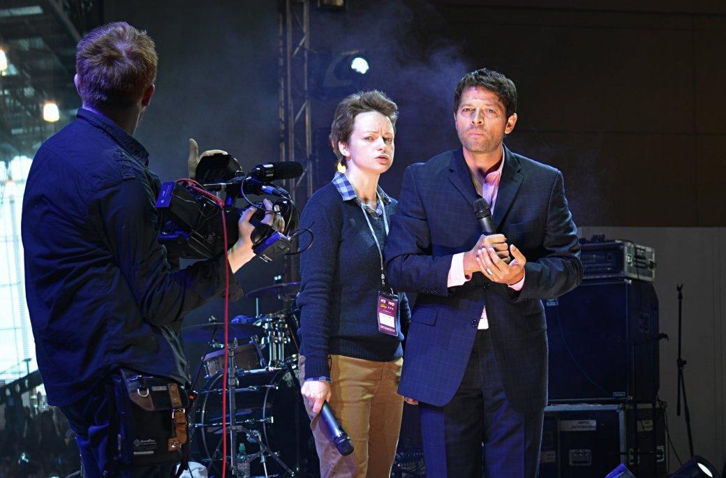 Фотоотчет с «Игромира» и Comic Con Russia, день 3 – Миша Коллинз | Канобу - Изображение 35