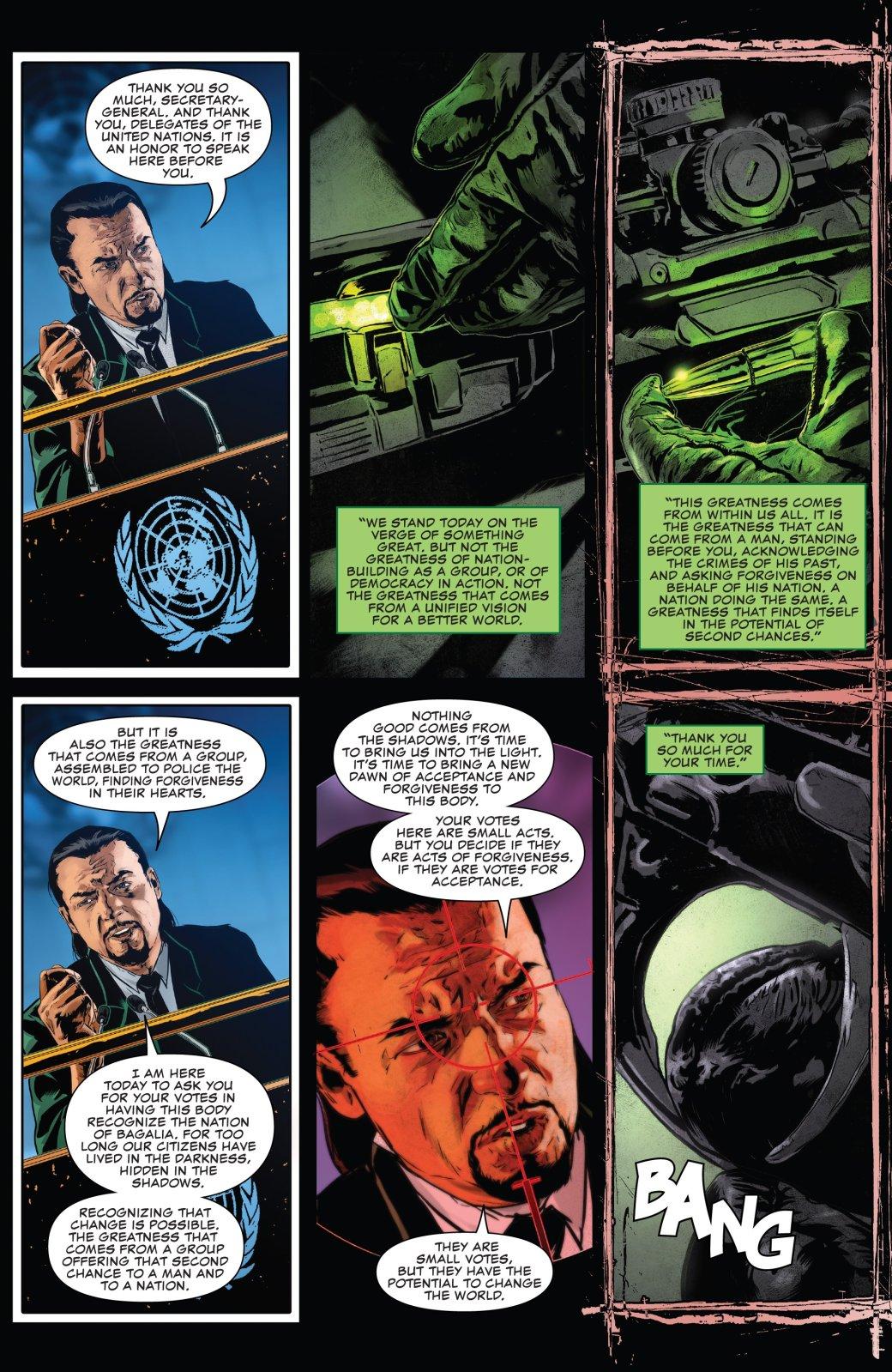 Вновом комиксе Каратель убил одного изглавных врагов Железного человека | Канобу - Изображение 6126