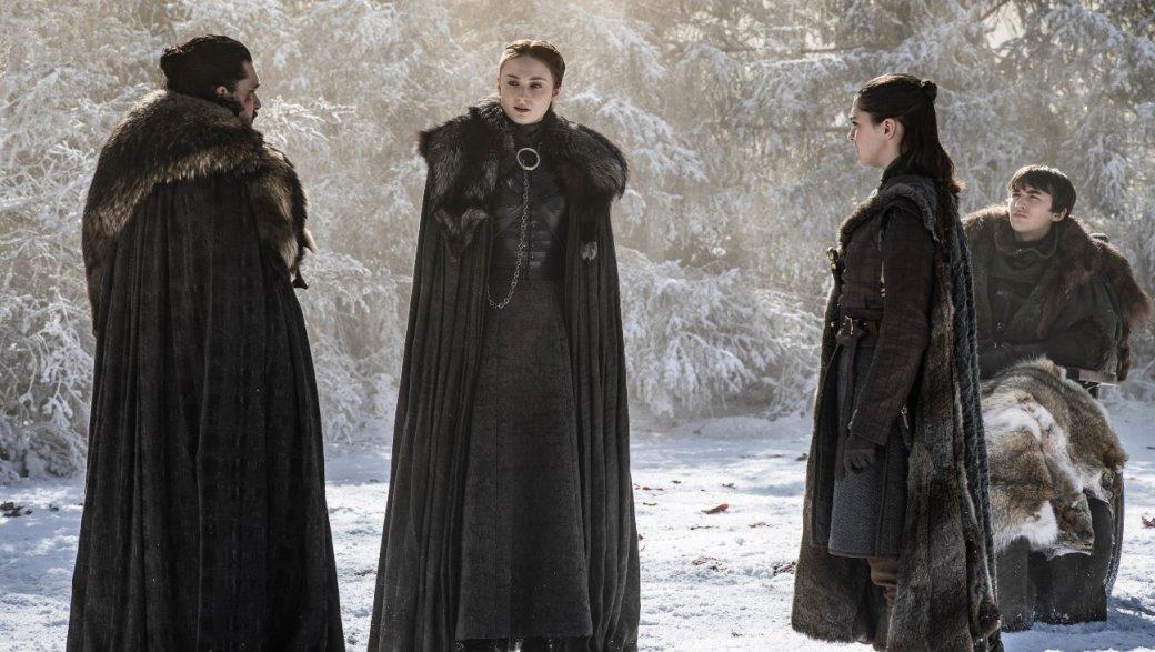 Все спойлеры 8 сезона Игры престолов - содержание всех серий сезона, сюжет и концовка | Канобу - Изображение 8