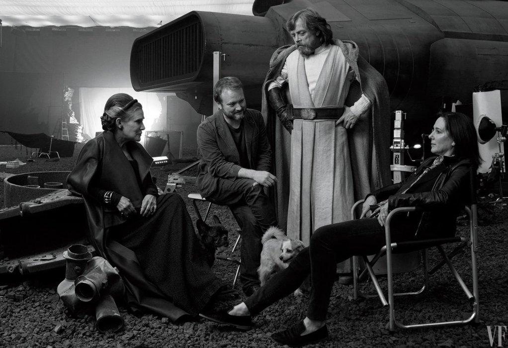 Почему «Звездные войны: Последние джедаи» — великолепный авторский фильм | Канобу