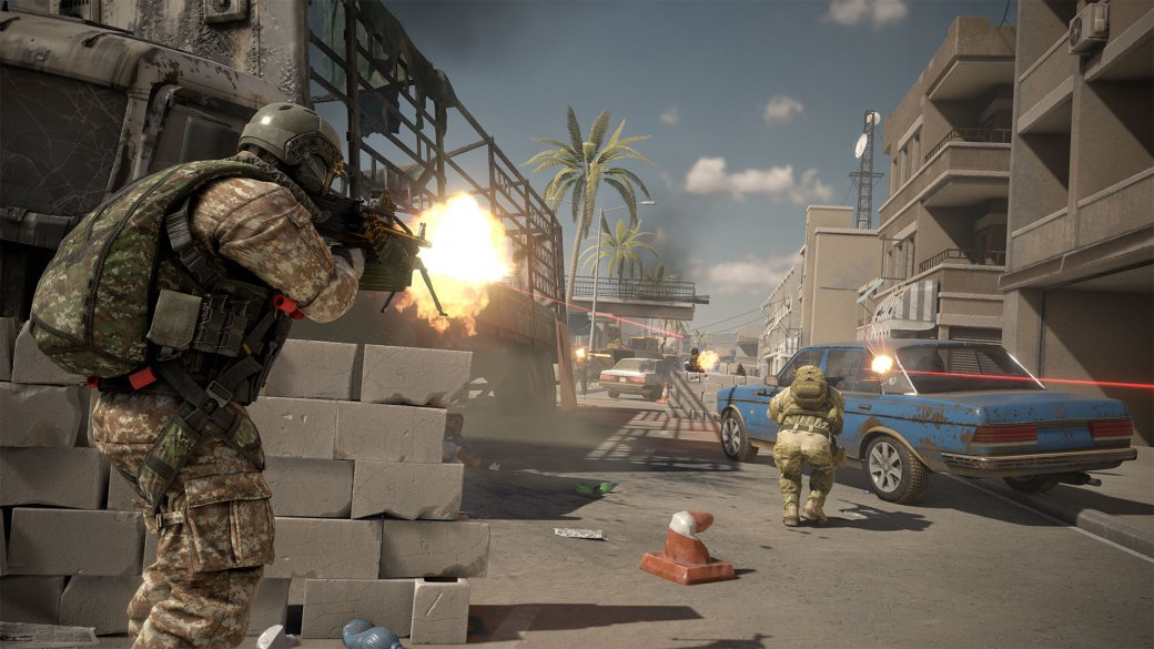 «Калибр» - обзор командной онлайн-игры про спецназ от Wargaming и 1C Game Studios | Канобу