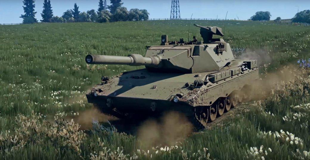Как «Буря» преобразила War Thunder — Dagor Engine 5.0, новые танки, обновленная графика | Канобу - Изображение 8