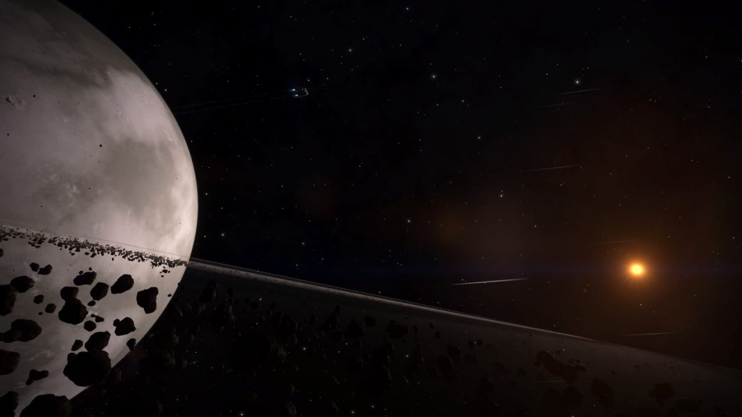 Завораживающий космос. Как Elite: Dangerous выглядит на PS4 | Канобу - Изображение 3