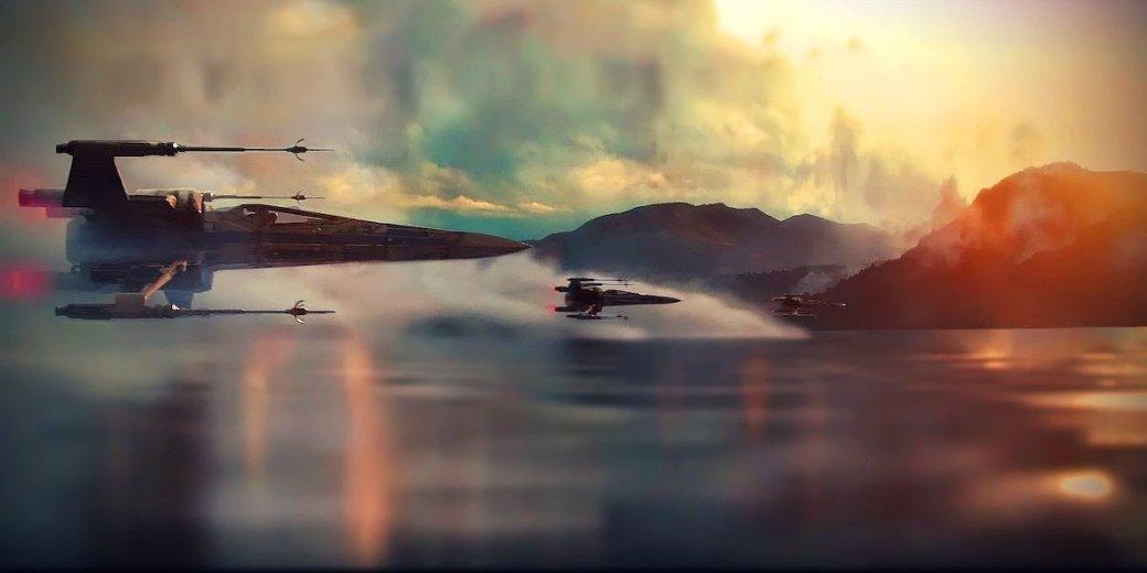 Рецензия Трофимова на «Звездные войны: Пробуждение Силы» | Канобу - Изображение 6