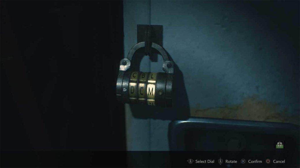 Гайд. Решение всех головоломок вResident Evil 3 Remake и коды к сейфам в Resident Evil 3 | Канобу - Изображение 5042