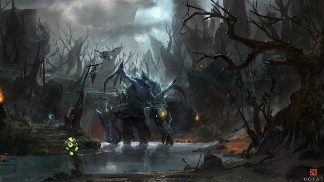 Valve решила извиниться перед пользователями иподготовила для них новые статуэтки «Рошана»   Канобу - Изображение 106