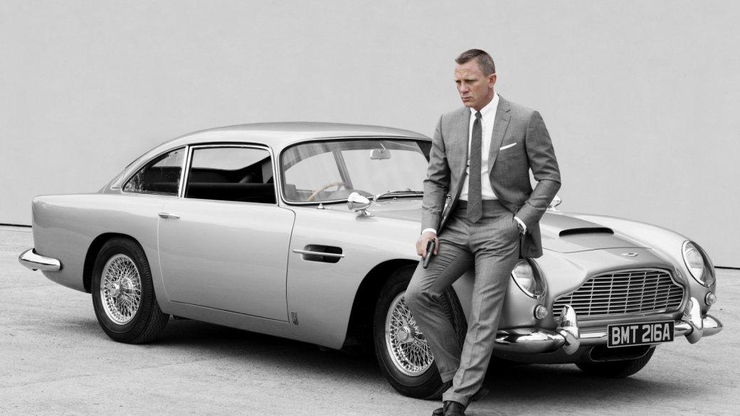 «Шпион, который меня любил»: жизнь Aston Martin DB5 доипосле Джеймса Бонда | Канобу