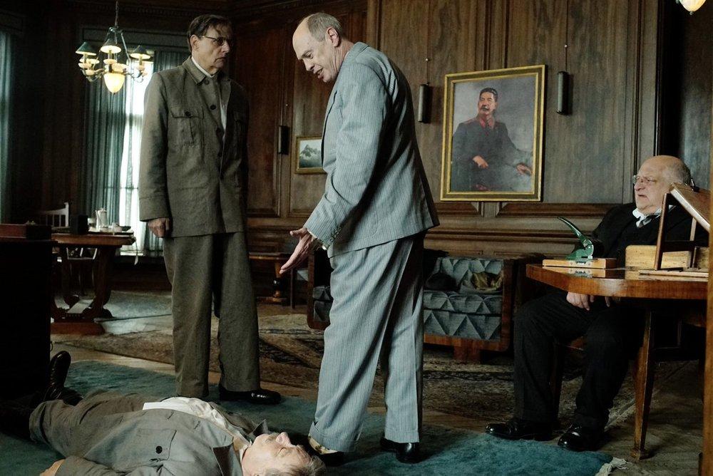 Рецензия на«Смерть Сталина». Астоилоли запрещать?. - Изображение 2