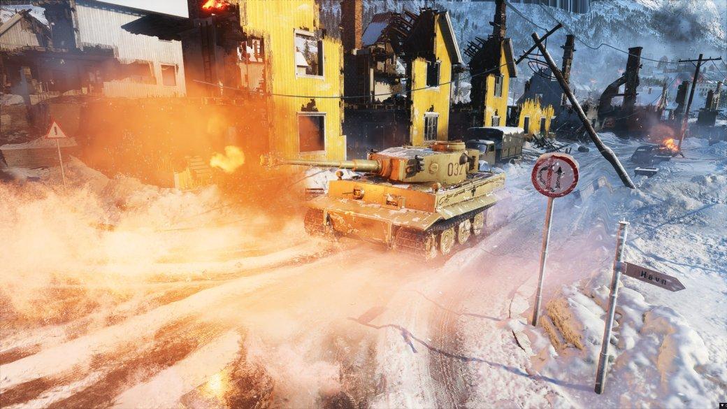 Скриншоты из альфа-версии Battlefield 5 для PC, PS4 и Xbox One | Канобу