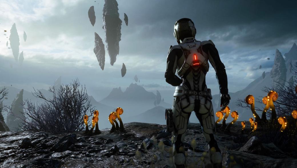 Mass Effect: Andromeda. После 20 часов я хочу бросить игру | Канобу