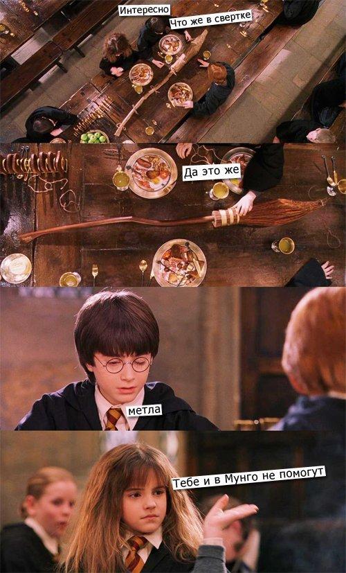Почему Гарри Поттер такой тупой идругой орвыше гор | Канобу - Изображение 12390