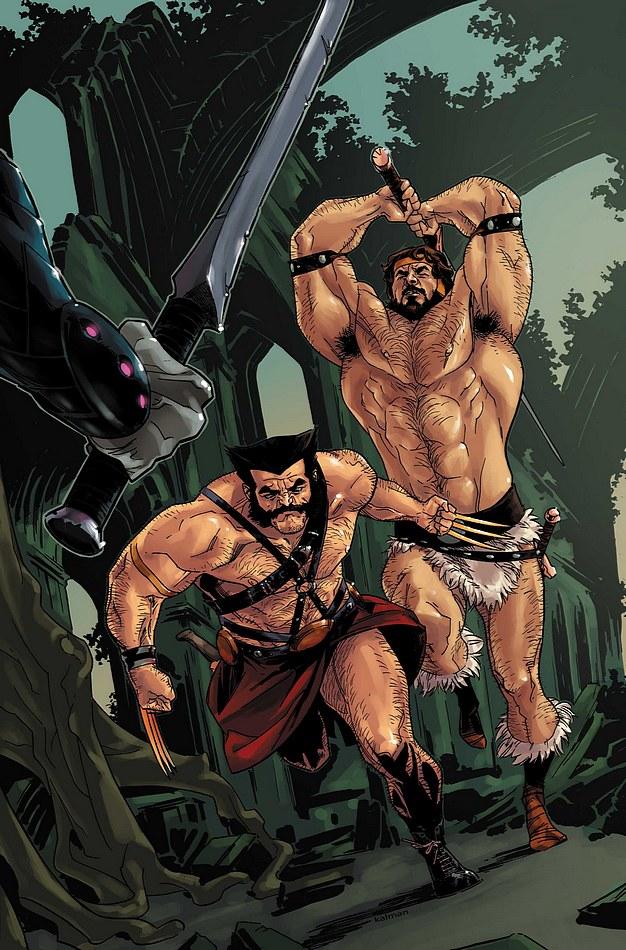ЛГБТ-версии персонажей комиксов Marvel иDCвпараллельных вселенных | Канобу - Изображение 2