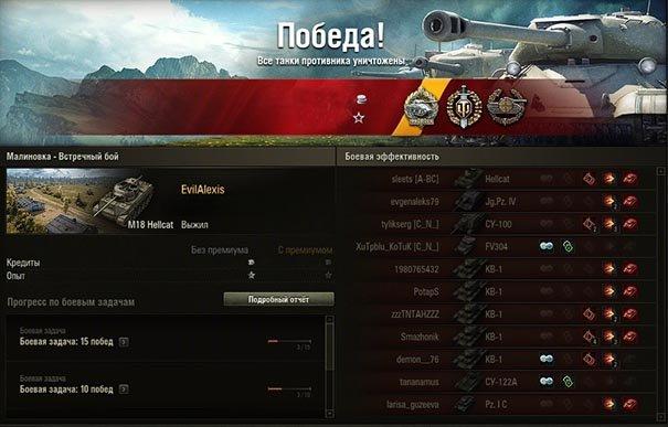 World of Tanks - обзор основных игровых моментов  | Канобу - Изображение 12056