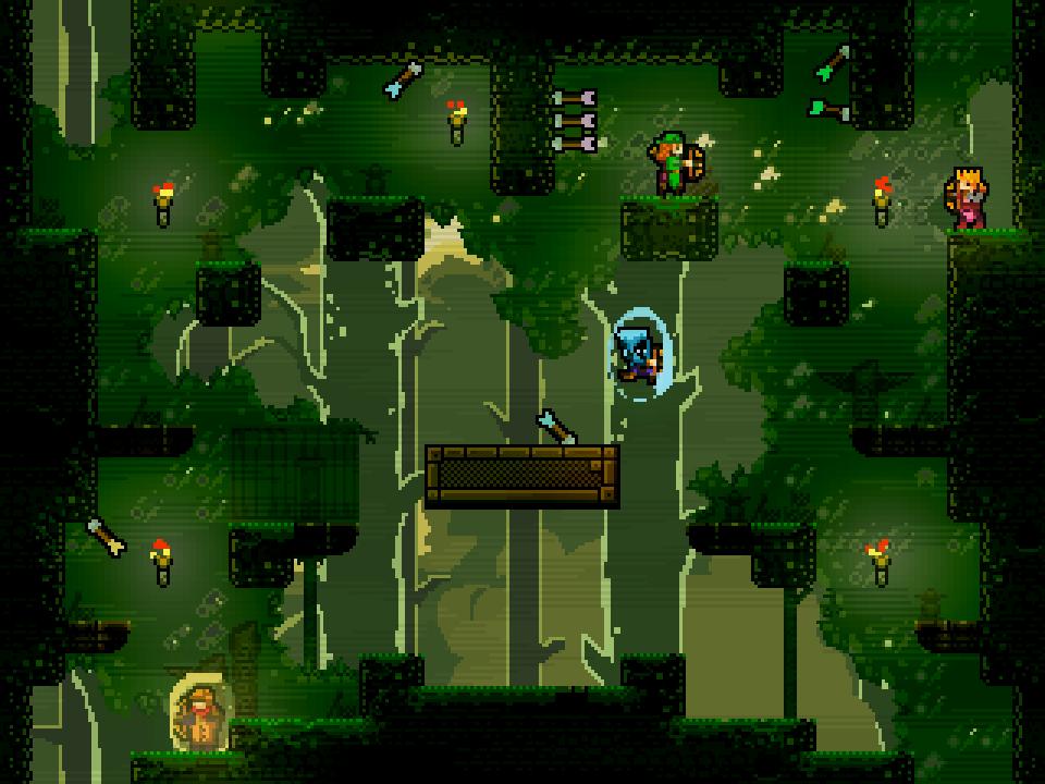 Платформер Towerfall выйдет на PS4 | Канобу - Изображение 12385