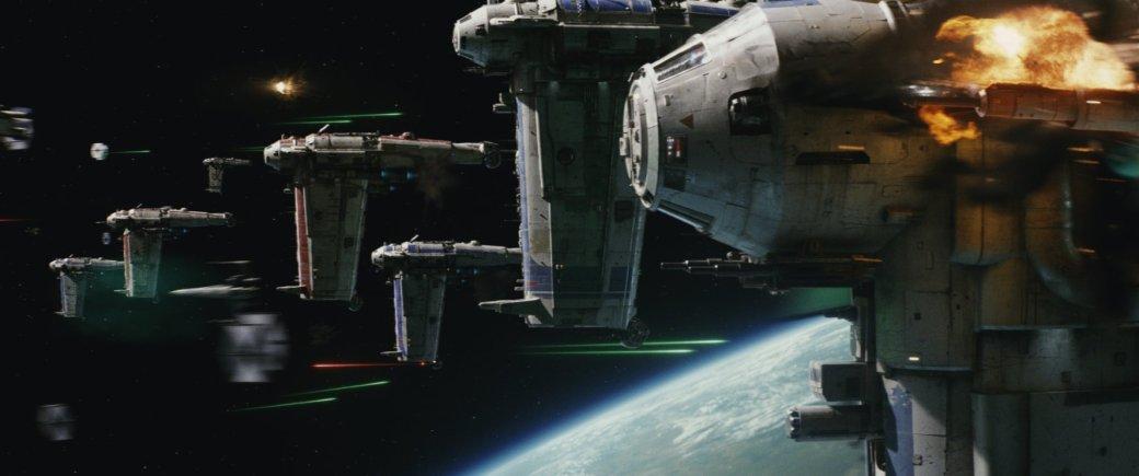 54 неудобных вопроса кфильму «Звездные войны: Последние джедаи» | Канобу - Изображение 7228