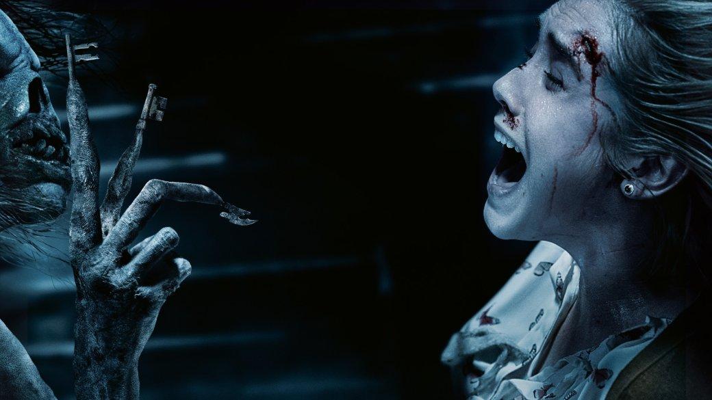 Рецензия на«Астрал4: Последний ключ» —обзор фильма от Дениса Майорова   Канобу - Изображение 5984