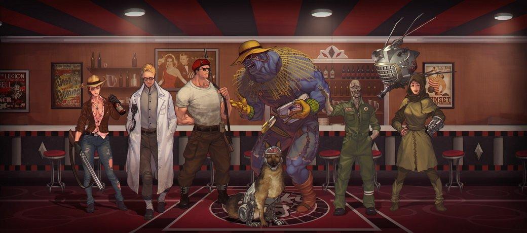 Лучший арт мира Fallout | Канобу - Изображение 97