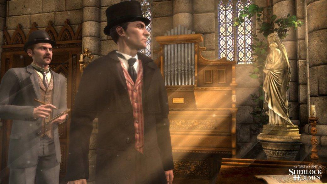 Рецензия на The Testament of Sherlock Holmes | Канобу - Изображение 348