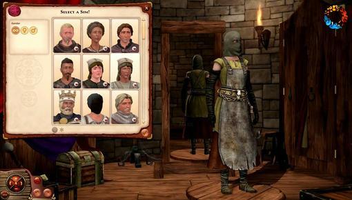 Обзор The Sims Medieval - рецензия на игру The Sims Medieval | Рецензии | Канобу