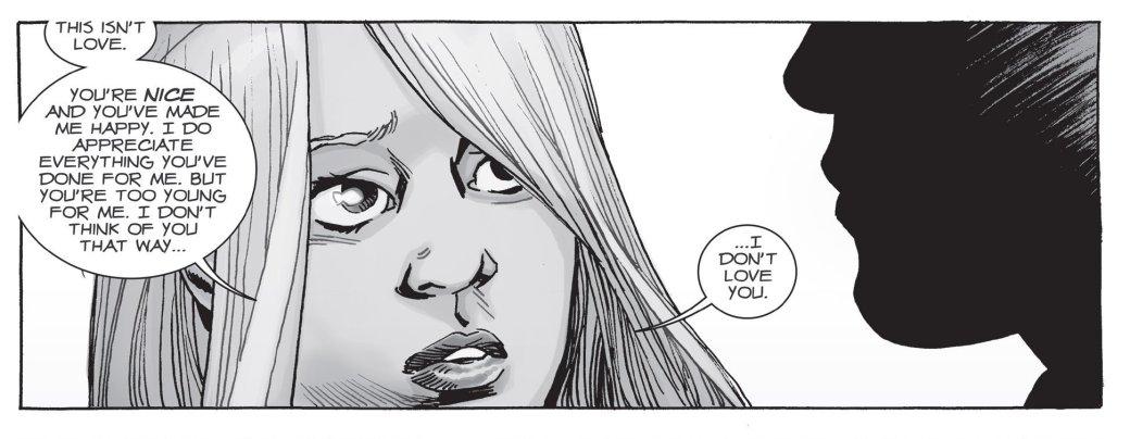 Война с Шепчущимися в комиксе The Walking Dead не оправдала ожиданий | Канобу - Изображение 17
