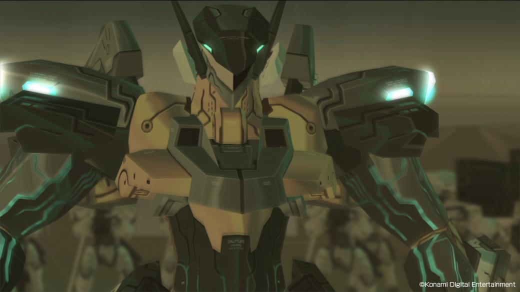 Мехи Кодзимы возвращаются: стала известна дата выхода Zone ofthe Enders The 2nd Runner— MARS. - Изображение 1