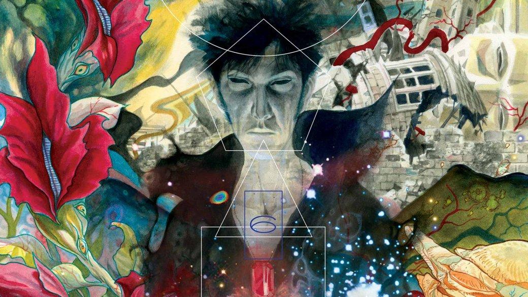 «Классика Vertigo»: «Песочный человек»— мистический мир снов отлегендарного Нила Геймана. - Изображение 1