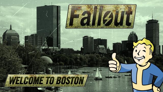 События Fallout 4 развернутся в Бостоне | Канобу - Изображение 13718