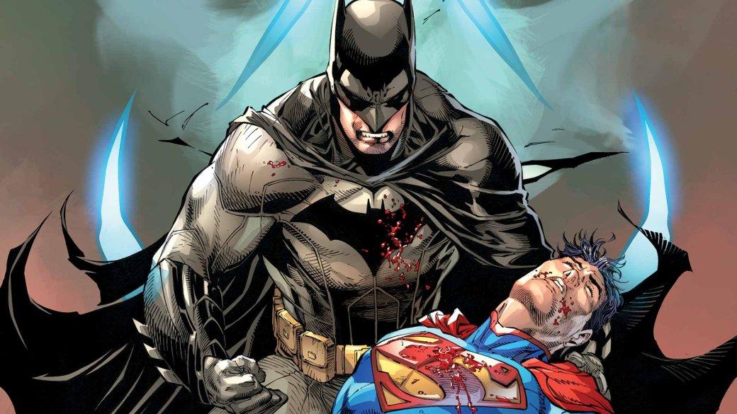 10 вещей, позволяющих Бэтмену победить Супермена | Канобу - Изображение 22