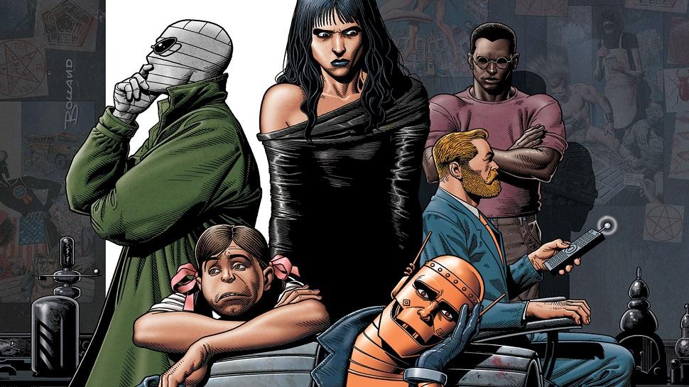 Взгляните натрейлер выходящего уже завтра сериала Doom Patrol отDC | Канобу - Изображение 538