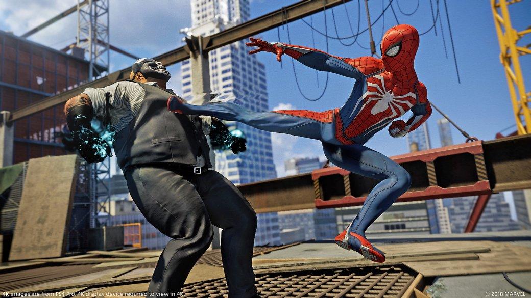 Создатели Spider-Man для PS4 рассказали, как имудалось сделать столь потрясающие экшен-сцены. - Изображение 1