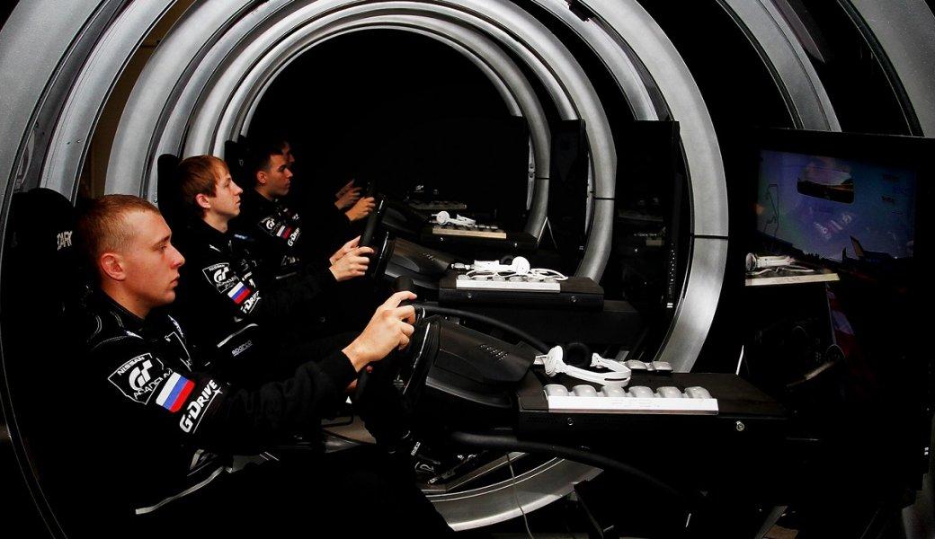 Автоспорт виграх ивжизни: играютли пилоты болидов вгонки? | Канобу - Изображение 985