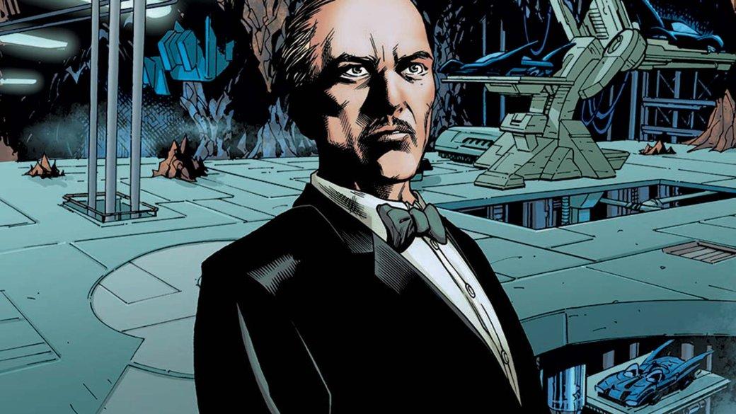 Warner Bros. объявила, кто сыграет Альфреда в сольном сериале про дворецкого Бэтмена | Канобу - Изображение 1