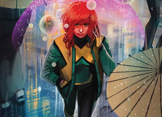 Почему комикс оподростке Джин Грей— одна излучших новых серий Marvel | Канобу