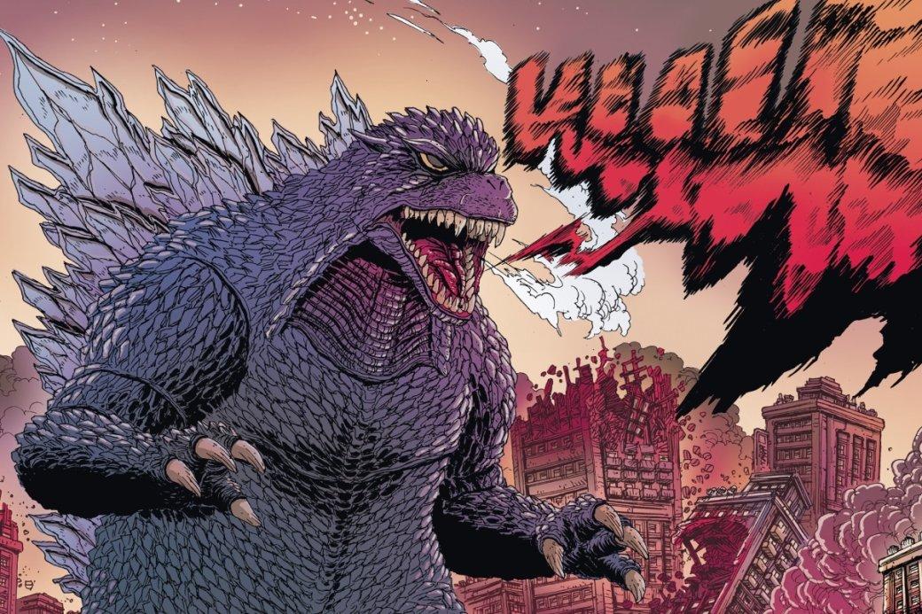 Годзилла: Полувековая война. Главные монстры кайдзю-франшизы | Канобу