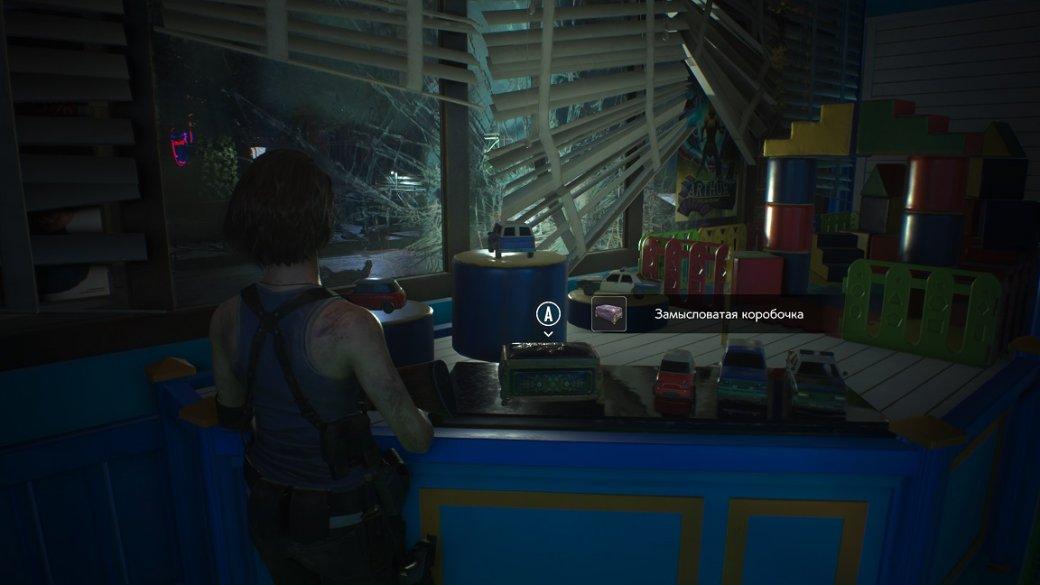 Гайд. Решение всех головоломок вResident Evil 3 Remake и коды к сейфам в Resident Evil 3 | Канобу - Изображение 5037