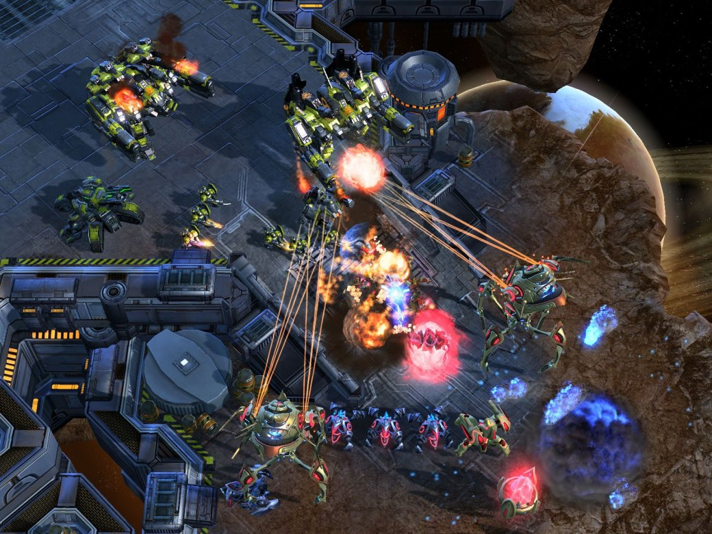 Blizzard запускает единую мировую лигу по StarCraft II  | Канобу - Изображение 2
