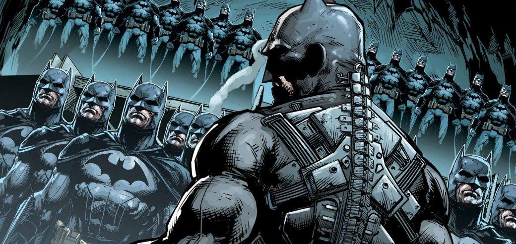 Комикс-вселенную DC в июне ожидают глобальные изменения | Канобу - Изображение 11206