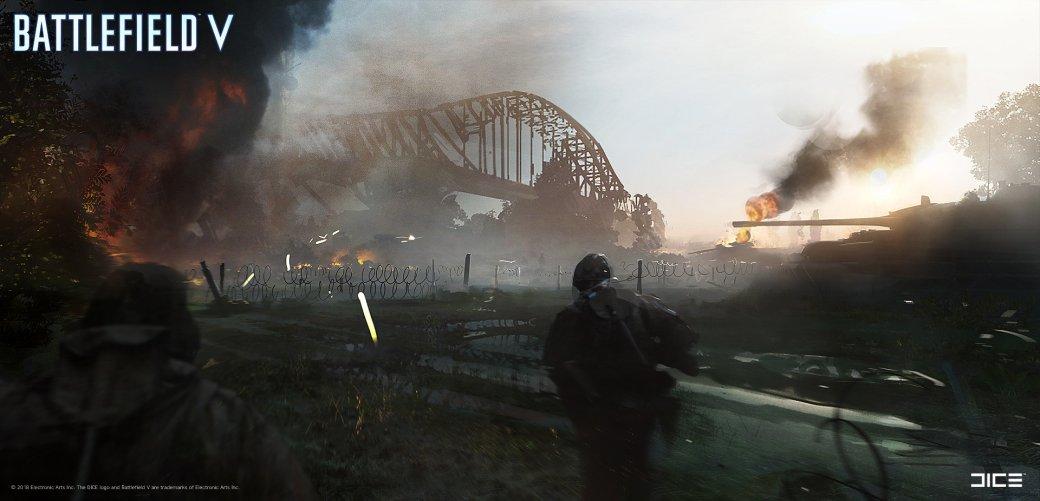 Взгляните на атмосферные концепт-арты и иллюстрации по Battlefield V   Канобу - Изображение 263