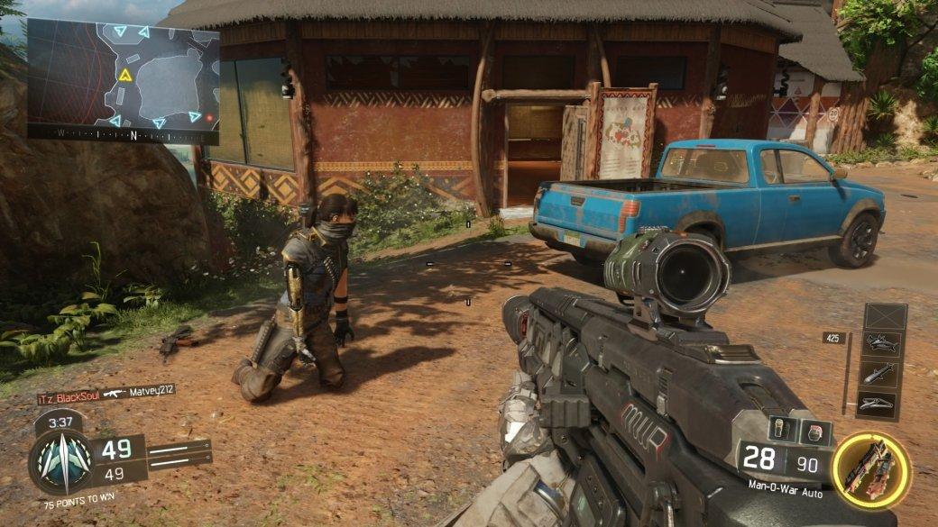 Black Ops 3 — шаг назад для мультиплеера Call of Duty   Канобу - Изображение 5