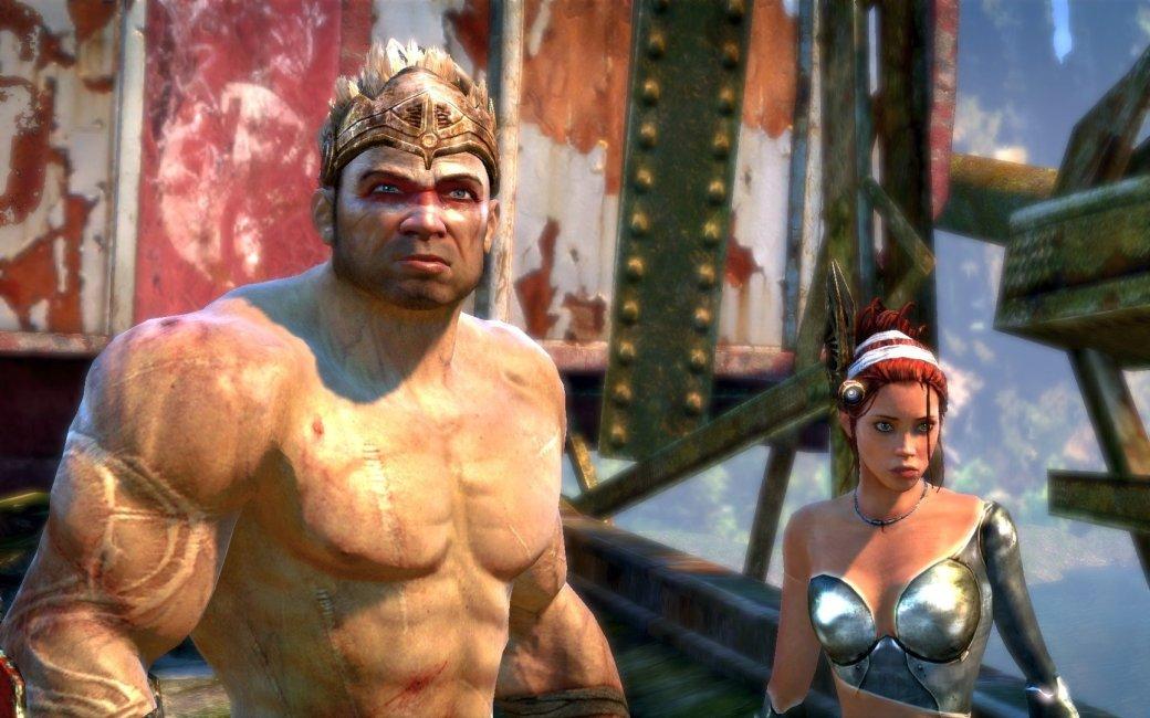 В Steam появилась ENSLAVED: Odyssey to the West | Канобу - Изображение 6376