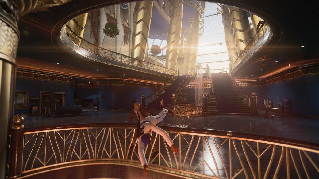 Обзор демоверсии Hitman 3(2021) — игра, где формулу серии довели доидеала | Канобу - Изображение 6136