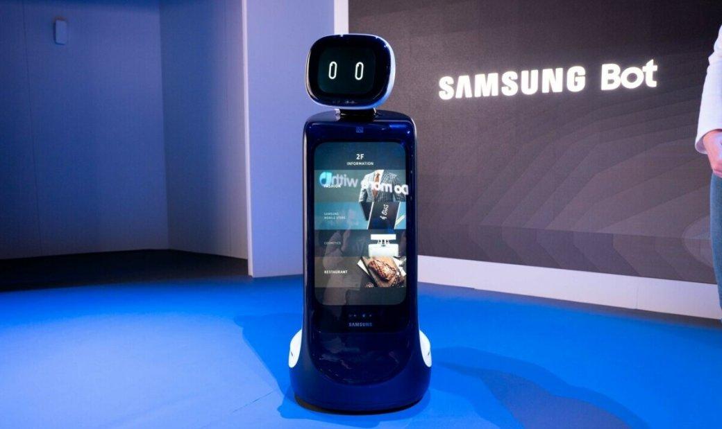 Главные анонсы и новинки CES 2019: телевизоры Samsung и LG, 7-нм процессоры AMD, роботы, электрокары | Канобу - Изображение 409