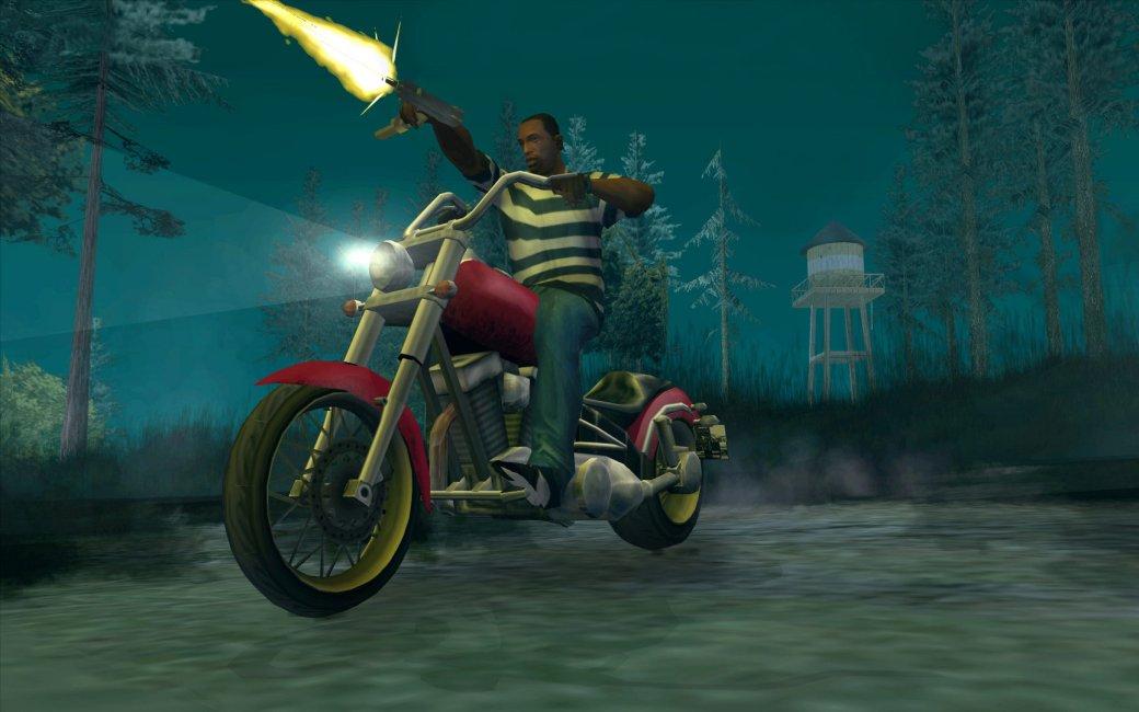 Grand Theft Auto: San Andreas— 15лет! Зачто выееполюбили? | Канобу - Изображение 0