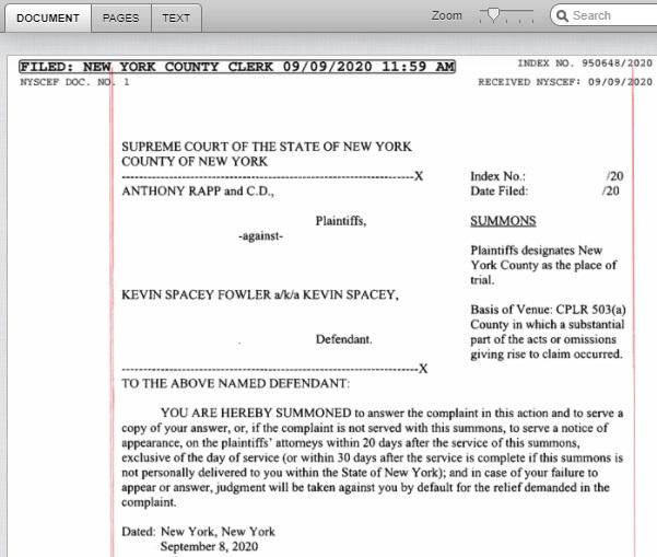 Кевина Спейси снова обвинили всексуальных домогательствах— наэтот раз кдвум подросткам | Канобу - Изображение 137