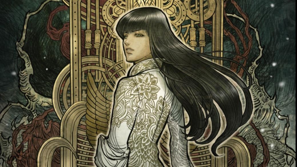 «Она— монстр»— невероятно красивое мрачное фэнтези одевушке, внутри которой живет темное божество | Канобу