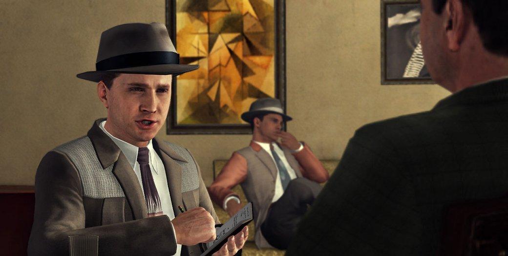 А помните L.A. Noire?  | Канобу - Изображение 6137