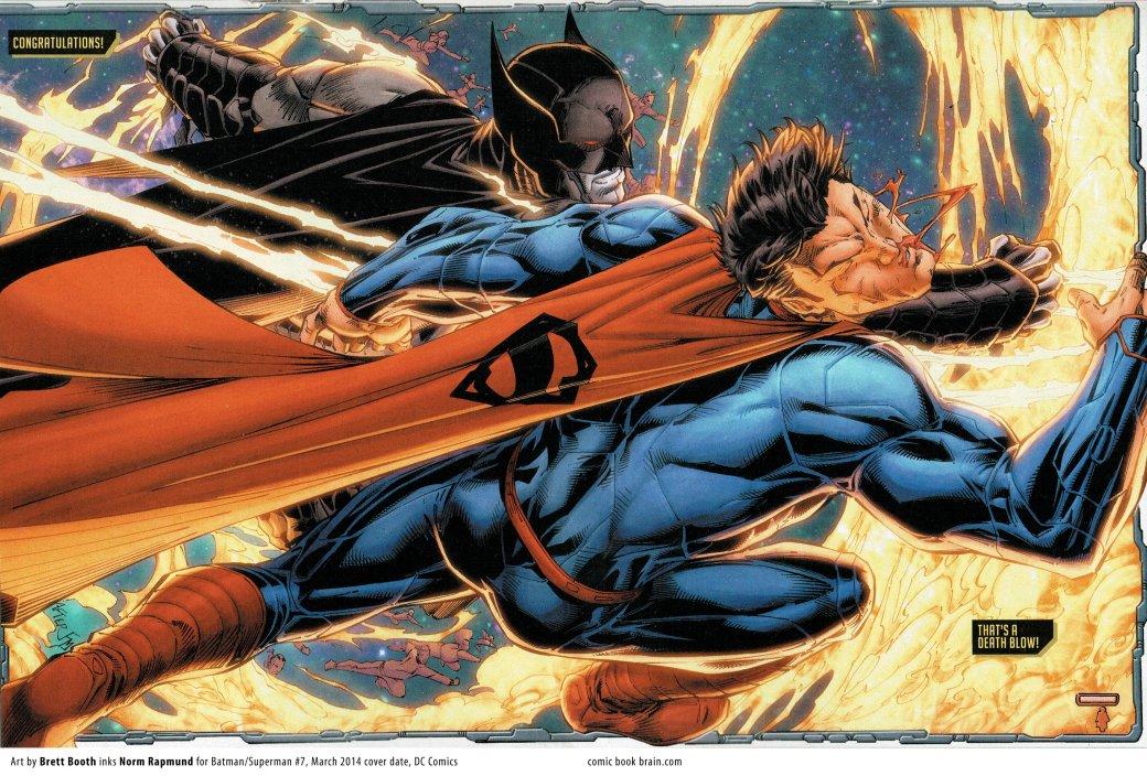 10 вещей, позволяющих Бэтмену победить Супермена | Канобу - Изображение 14
