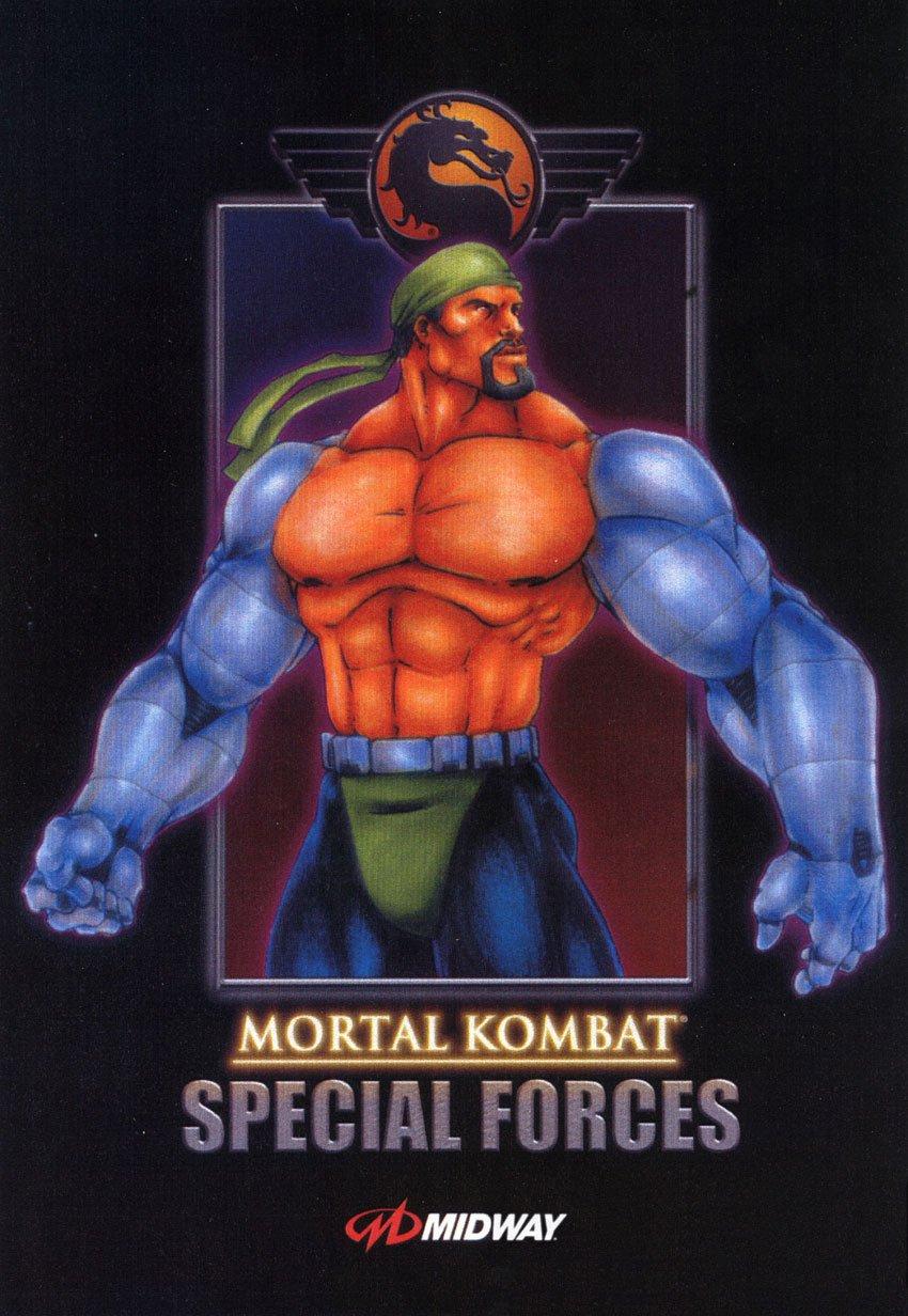 25 лет Mortal Kombat. Вспоминаем, что творилось всерии между MK3 иMK9. - Изображение 10